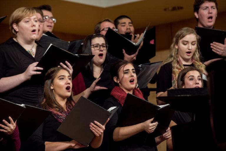 Cantoria singers