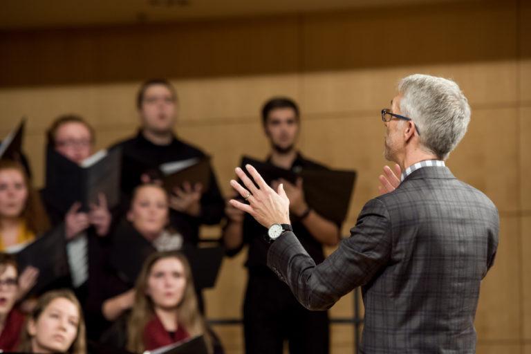 Jennings conducting 2