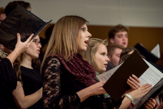 Cantoria singers, 2